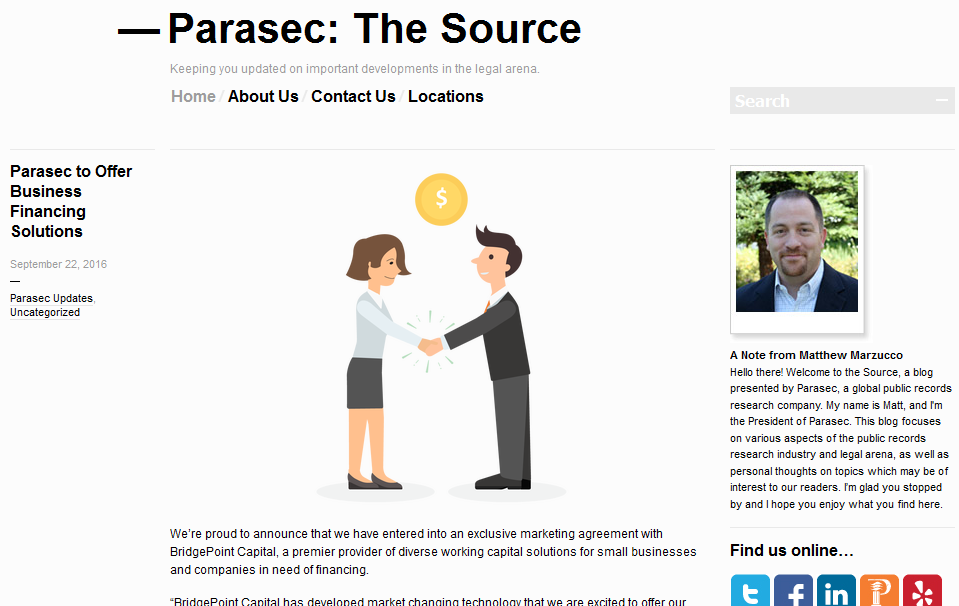 parsec-the-source
