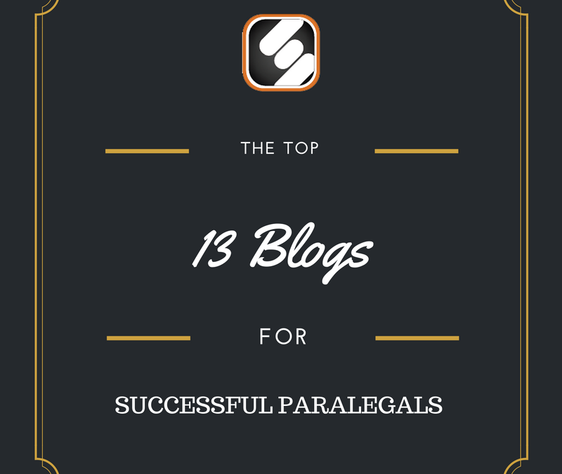 Successful Paralegals Read These 13 Industry Blogs
