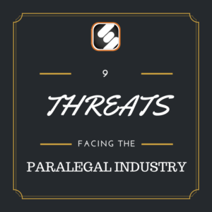 9 threats to the paralegal industry