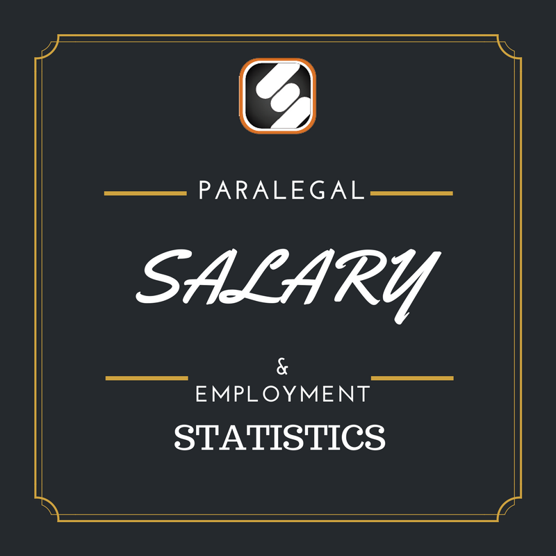 7 paralegal salary and employment statistics