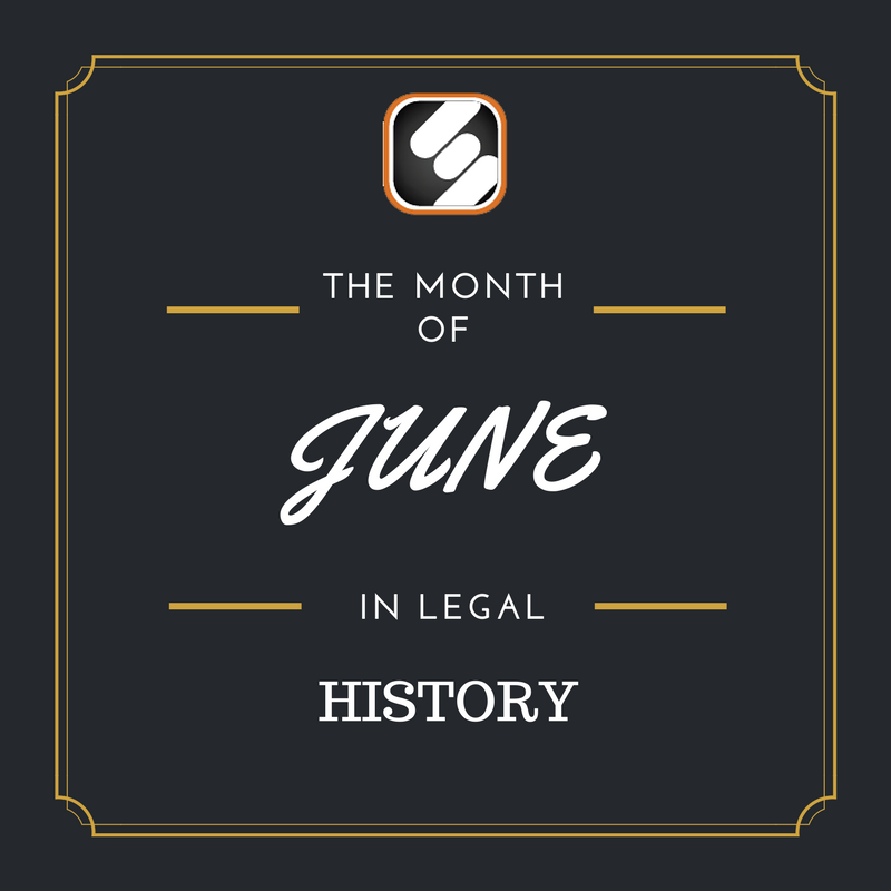 this month is us legal history june