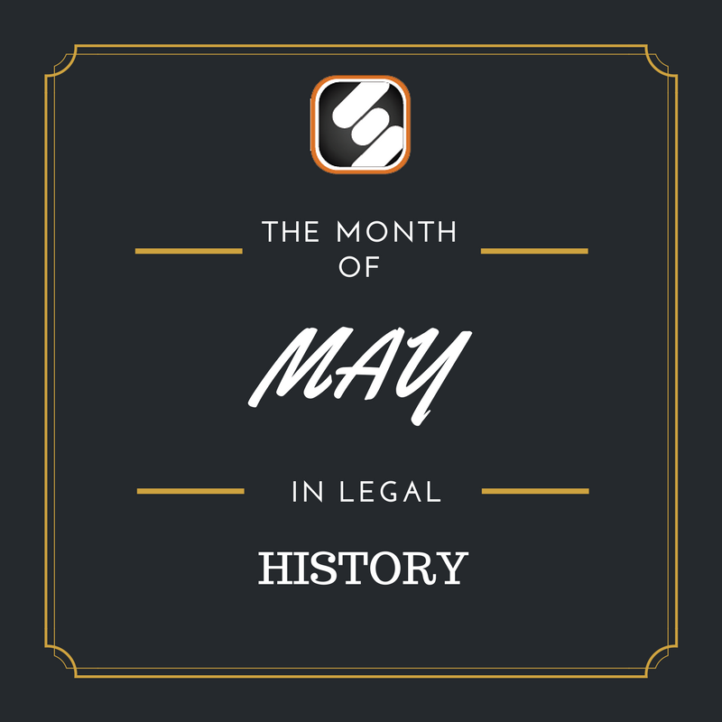 this month is us legal history may